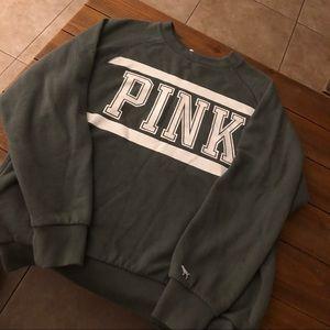 Victorias secret crewneck sweatshirt